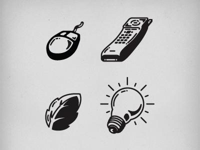Icons icon illustration