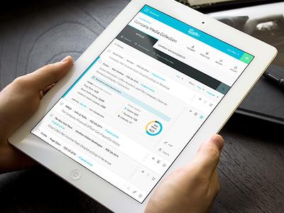 Pumble UI web design interface ui