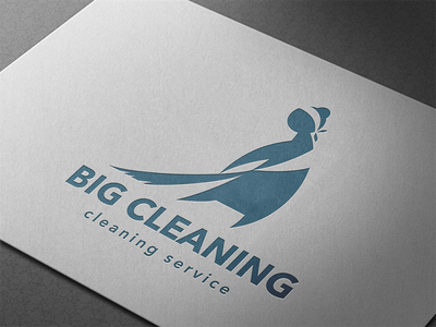 Cleaning Service Logo branding cleaning logo