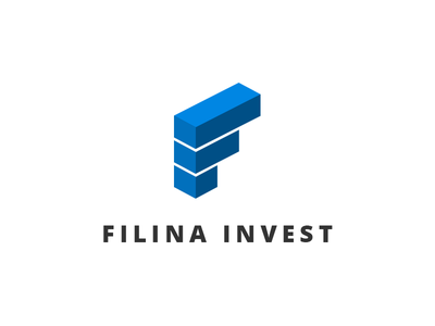 Filina Logo business finance design logo