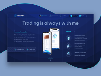 UX Design and Interaction Design for Crypto Wallet Web App gambling trading cryptocurrency card design saas landing page saas web app web design crypto wallet ux ui transition interaction design branding extej crypto payment banking fintech finance