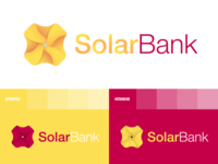 Logo design & branding for Solar Bank finance platform