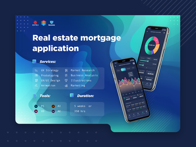 Real estate mortgage & loan comparison tool mobile app