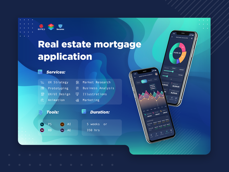 Real estate mortgage & loan comparison tool mobile app investment app design comparison comparison chart calculator banking application saas real estate chart dashboad payment mobile design mobile app mobile ui loan mortgage realestate fintech finance