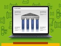 Pillar Shapes for Presentations