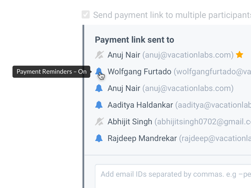 Toggle Reminders tooltip minimal ux interaction toggle