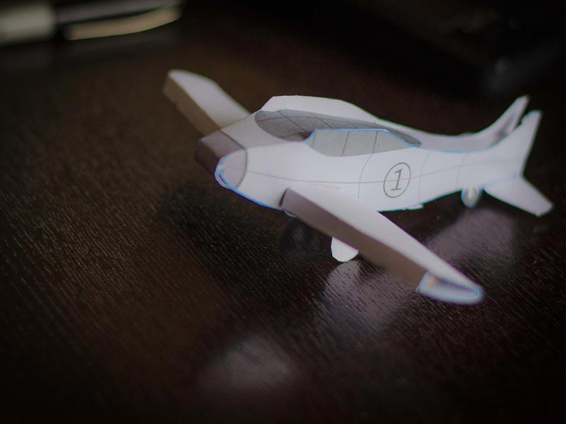 the ultimate paper airplane by joe muise dribbble