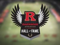 H.S. Hall Of Fame Logo