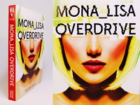 Mona Lisa Overdrive Book Cover