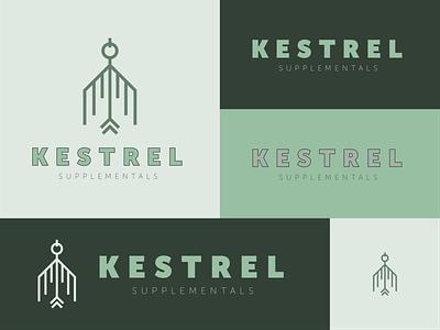 Kestrel Supplementals house supplementals branding bird