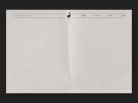 Dunderville.se About sweden malmö agency studio motion animation mobile website website design magazine header ux ui layout typogaphy about page portfolio newspaper