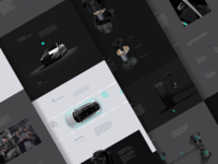 Awwwards Site of the Day for ClearMotion