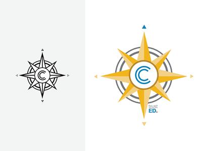Course Correction Logo