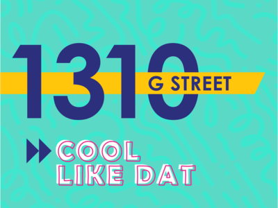 1310G Street Retail Leasing Space