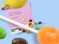 Pantone 2365 C