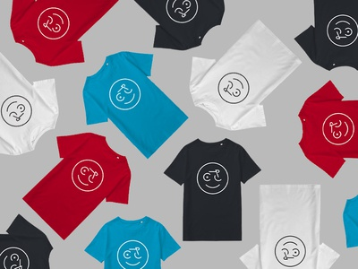CycleLove Limited Edition T-shirts face cycling minimal tshirt cyclist bike logo