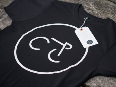 Win a CycleLove T-shirt! tshirt win bike cycle cycling minimal pictogram