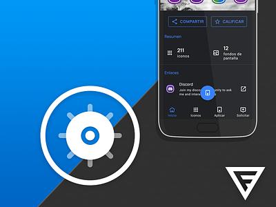Axelion UI Icon Pack icon design