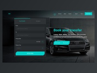 Limousine Site Homepage - WIP