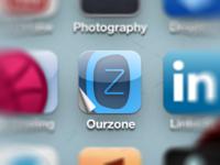 Ourzone iOS Icon