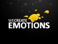 We create emotions
