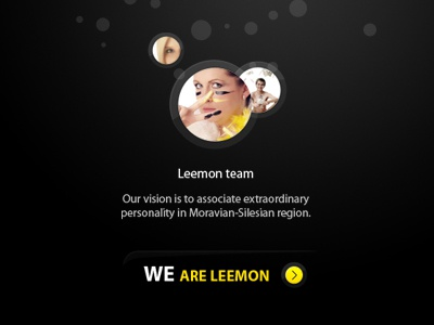 Our website detail photography website team
