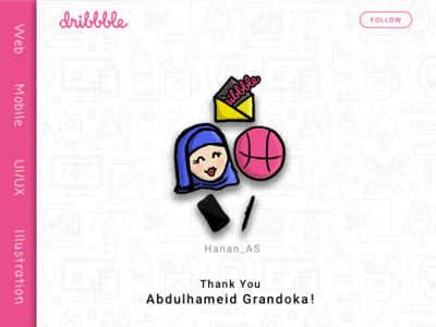 First Dribbble Shot :)