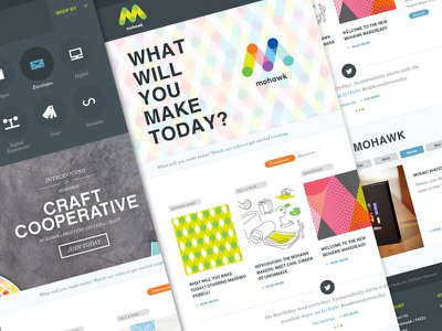Mohawk Launch launch paper mohawk iron to iron homepage