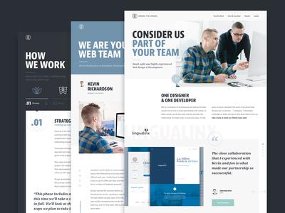 Iron to Iron – v3 iron to iron development design launch website