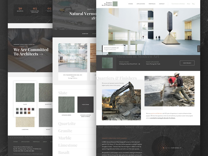 Vermont structural slate launch