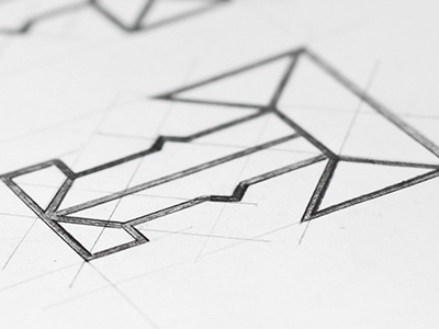 T Options t sketch logo icon letter