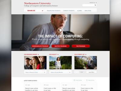 Northeastern University Launch