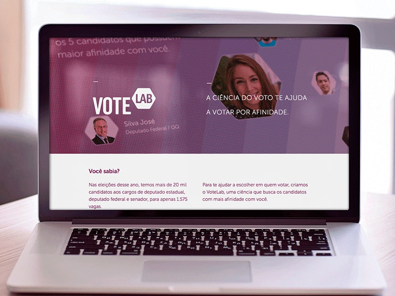 votelab — a ciência do voto votelab eleições 2014 mapa afinidade data visualization