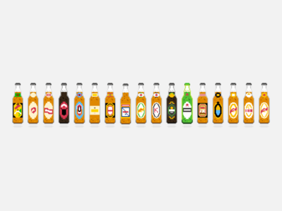 pixel beers from brazil