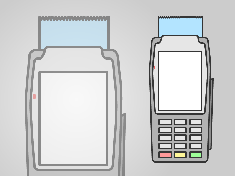 Credit Card Machine credit card machine icon