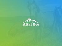Altai Eco logo