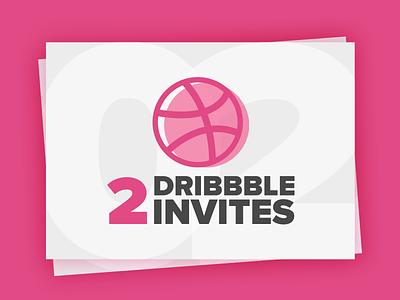 Dribbble Invites graphic design layout illustration dribbble invitations dribbble invite invitation invite dribbble