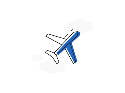 Airplane Icon flat illustration flat icon flat travel airplane iconography icon