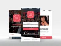 TV soap - second screen app