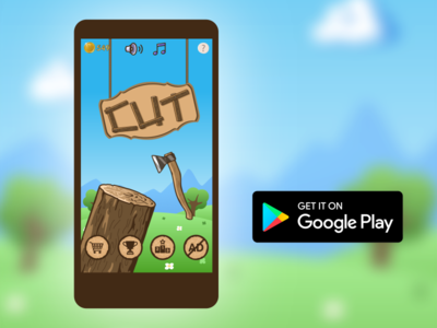 Cut mobile game