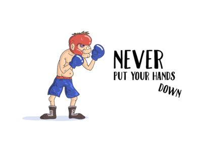 Tenacious fighter