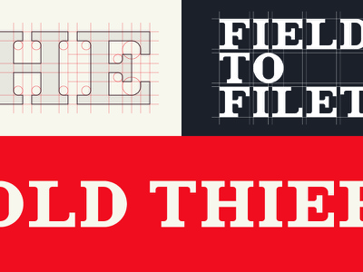 Serif Typeface Construction