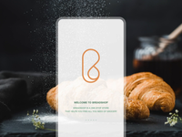 BreadShop Onboarding Animation illustration commerce icon android ios app animation design interface ui