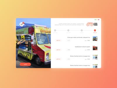 Food Trucks website