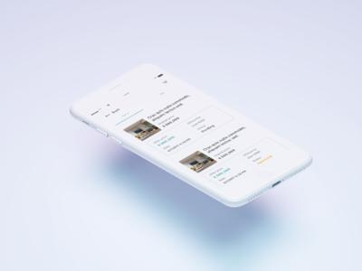 Details list iOS app