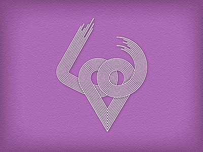 Love Curve love curve pink lines
