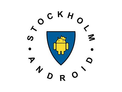 Stockholm Android logo stockholm android meetup sweden