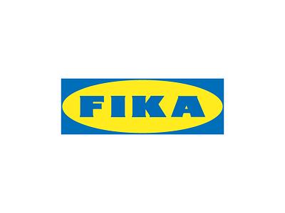 Ikea Fika ikea logo fika mashup