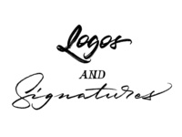Logos and Signatures