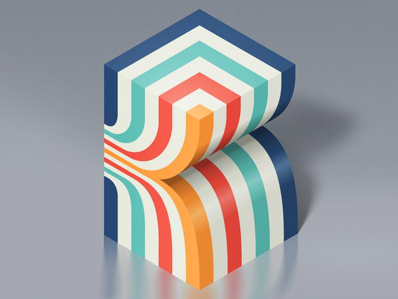 K2 adobe illustrator vector lettering typography 36daysoftype